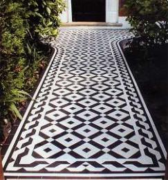 Victorian Tiles, Original Style, Floor Tiles, Decor Tiles, Restored Tiles, Walls and Floors